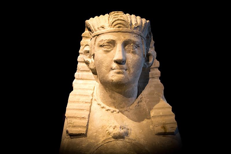 Le sphinx Forézien,