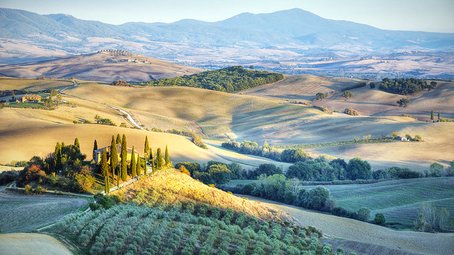 Podere Belvedere @ Val d'Orcia