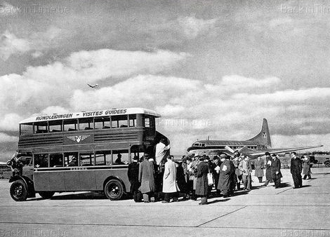 The democratising of air travel resulted in a tourism reset after the second world war with a significant boost in tourism