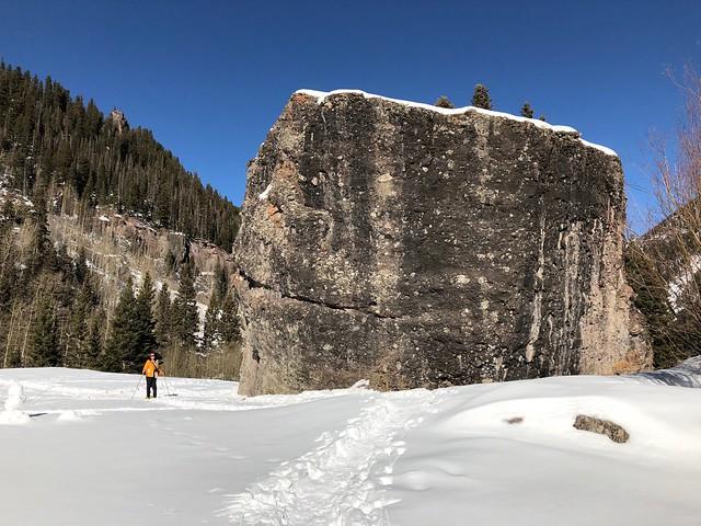 水, 2018-01-17 15:03 - Bear Creek Trail