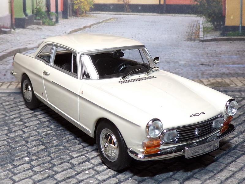 Peugeot 404 Coupé - 1968