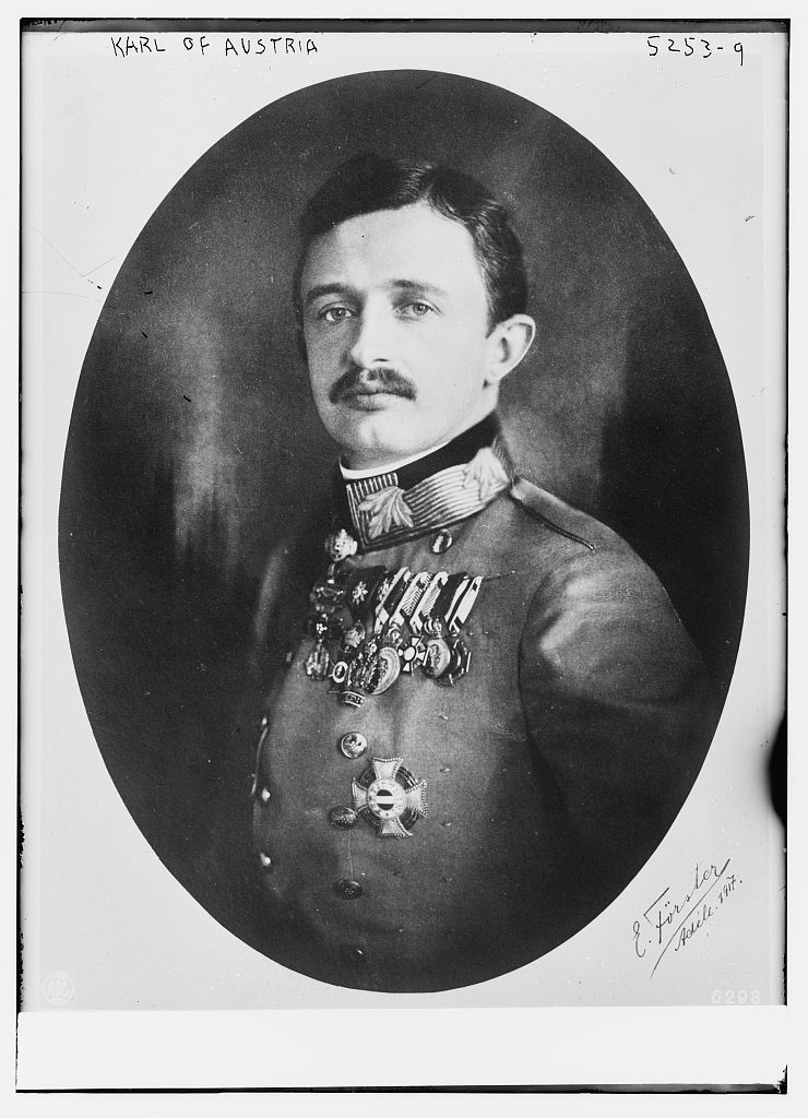 Karl of Austria (LOC)