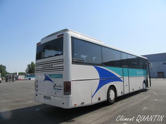 SETRA S 315 GT-HD - 048013 - Autobus d'Arcachon