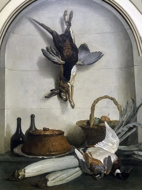 'The Pate' by Jean-Baptiste Oudry