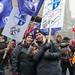 Montréal : manifestation sur l'ALENA /Montreal NAFTA Rally / Montreal NAFTA Rally