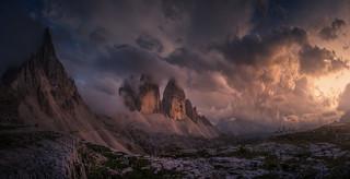 Crazy Sky | by Carlos F. Turienzo