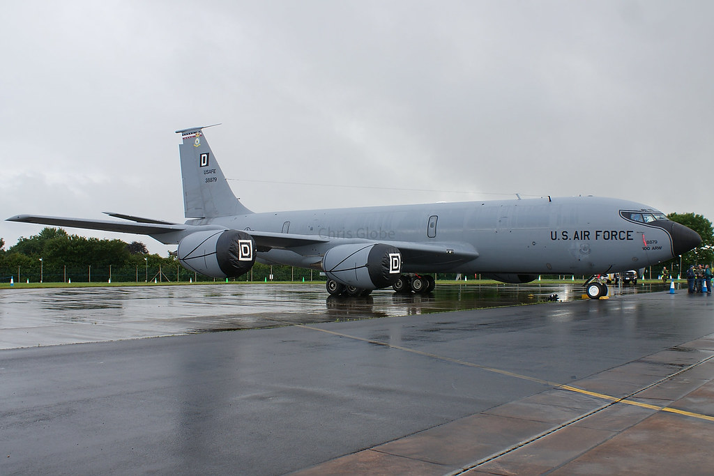 63-8879  | Boeing KC-135T | USAF - United States Air Force