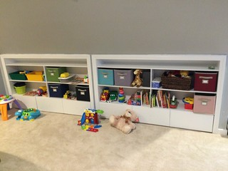 Custom play room built-in | by CanaleContractingLLC