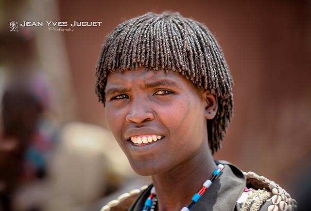 Tribu Tsemay (Ethiopie) - Tsemay Tribe (Ethiopia)
