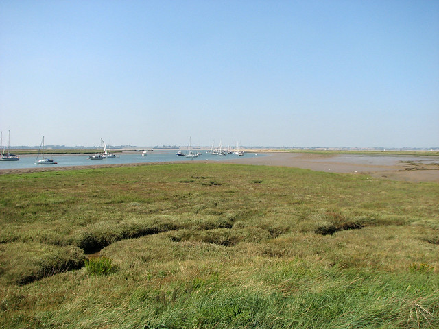 Hamford Water National Nature Reserve, Walton-on-the-Naze