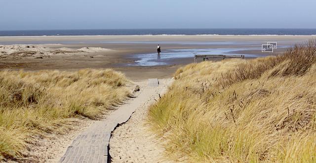 sea route...