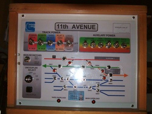 11th Ave panel 1 | by mike_rby