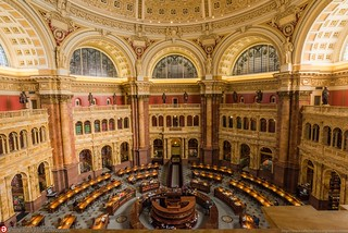 interior library of congress details | by Mario A. Pena