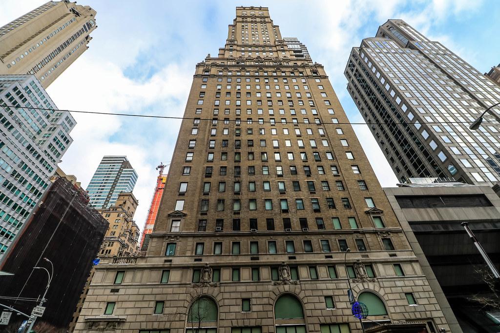 Ritz Tower   Midtown East, Manhattan, New York City, New Yor