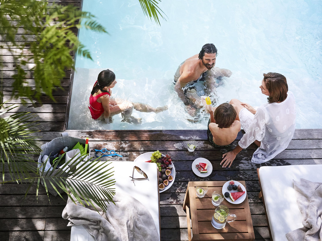 The Westin Langkawi-Family at The Pool-Med