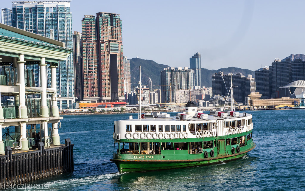 Image result for ferries in the hong kong