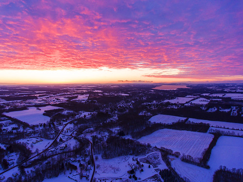 spring springtime morning winter goodmorning sunrise amazing incredible colorful fields farm skaneateles skan flx fingerlakes drone drones dji djiphantom phantom4 2018 beautiful clouds weather eclipse