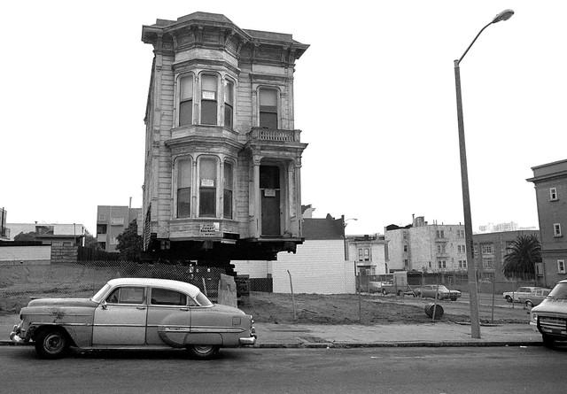 Western Addition, San Francisco 1977