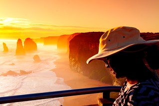 Sunset at 12 Apostles | by Travellers Travel Photobook