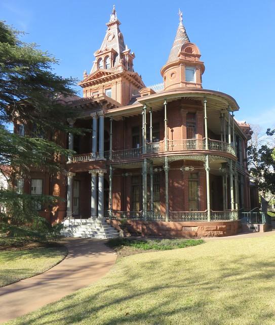 Littlefield Home of the University of Texas (Austin, Texas)