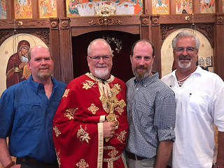 Father and his brothers | by Holy Spirit Orthodox Church