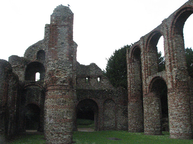 St. Botolph's Priory, Colchester