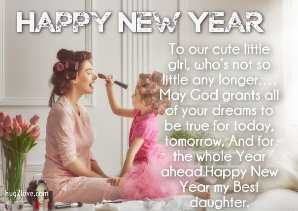 happy new year quotes new year wishes for daughter flickr