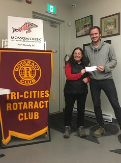 35. $300 from Tri-Cities Rotaract Ian Soutar Nov 2017   by mossomcreek3