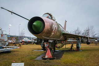 Su-7 Fitter | by Sam Wise