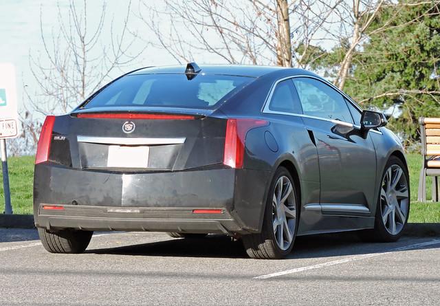 Cadillac ELR (AJM CCUSA)