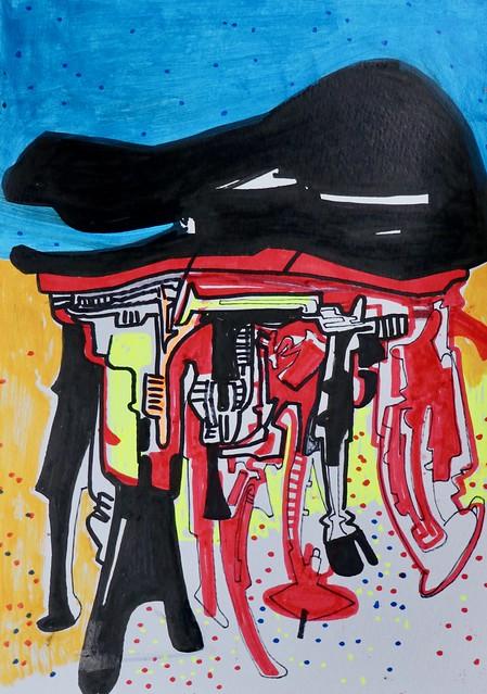 Jim Harris: Untitled.