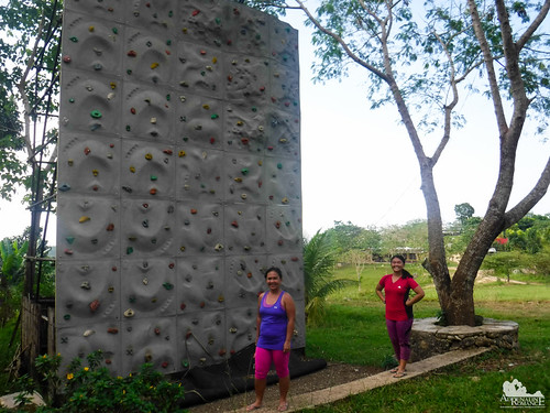Kiddie climbing wall | by Adrenaline Romance