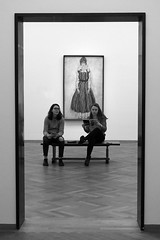 Drie dames. Gemeentemuseum Den Haag. DSC05958a