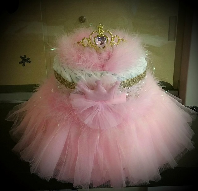 (Tutu) Princess Diapercake