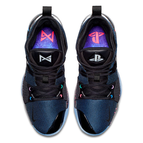 Nike PG-2 PlayStation colorway | by PlayStation.Blog