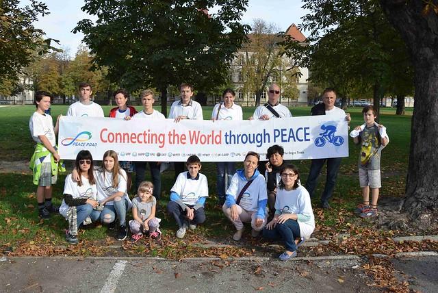 Croatia-2017-10-21-The Peace Road Comes to Croatia