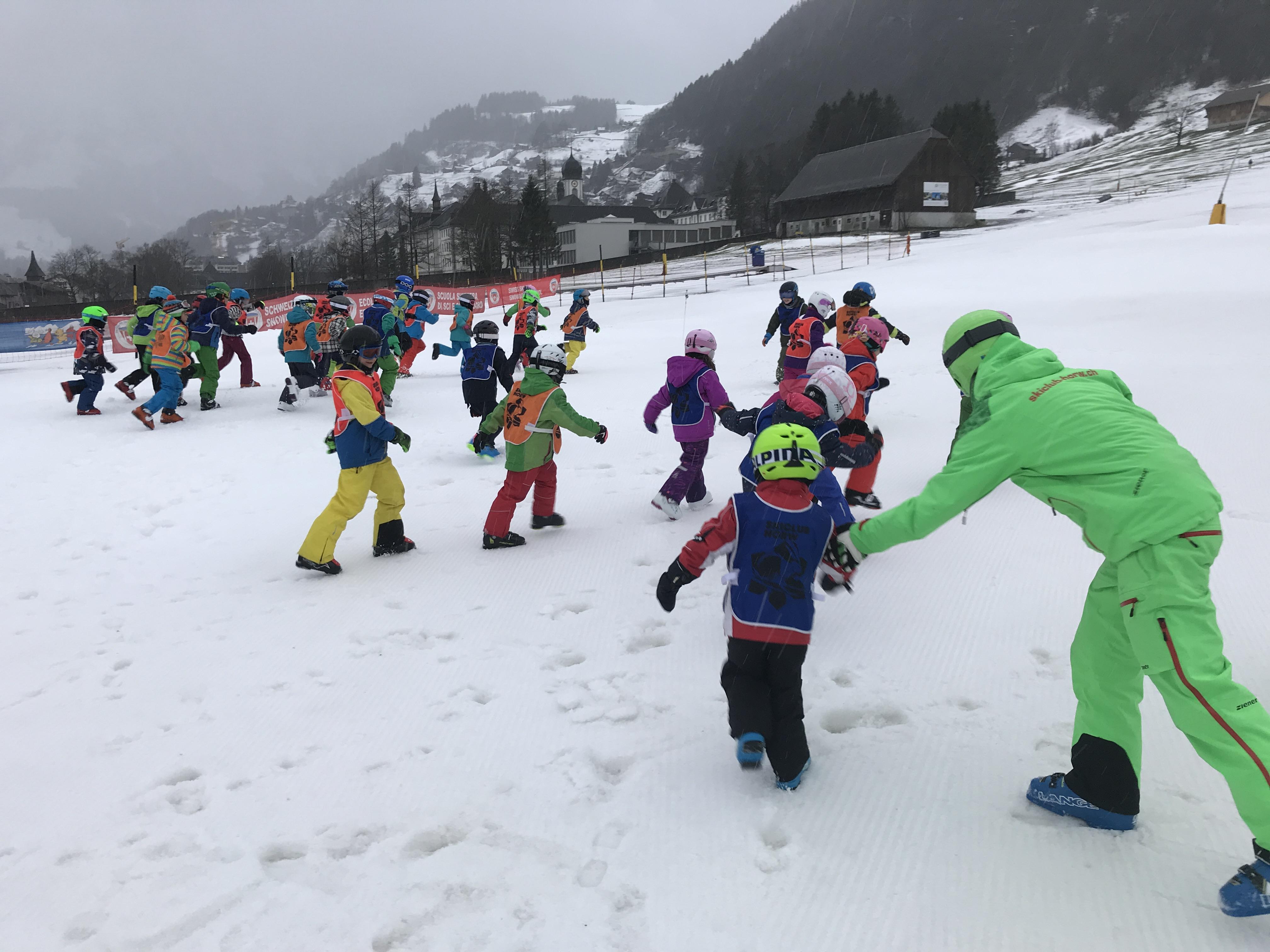 2018.01.21 - Schneehasen 1.+2. Tag - Brunni/Engelberg