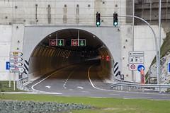 Los túneles de Uretamendi ya están listos para ofrecer servicio a más de 9.000 vehículos al día.