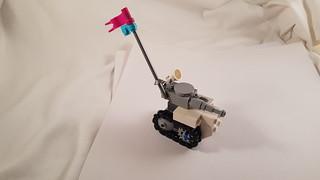 Martian Tankette | by Annoyed Zebra(moderately half decent, kind of alri