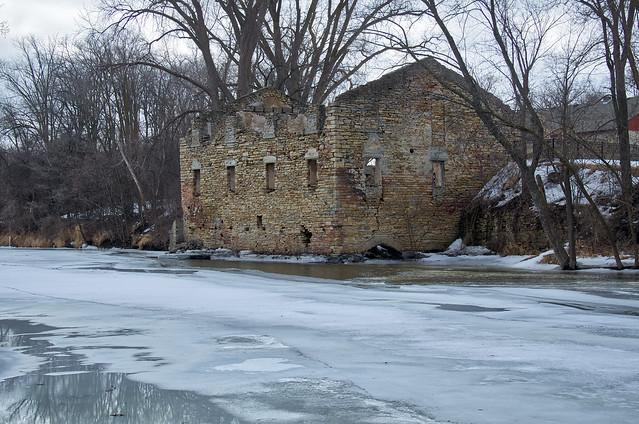 Frozen Mill m3s