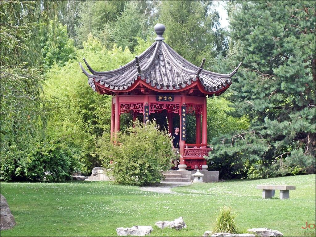 Chinesischer Garten Berlin Marzahn 16218 Leutner Jo Flickr