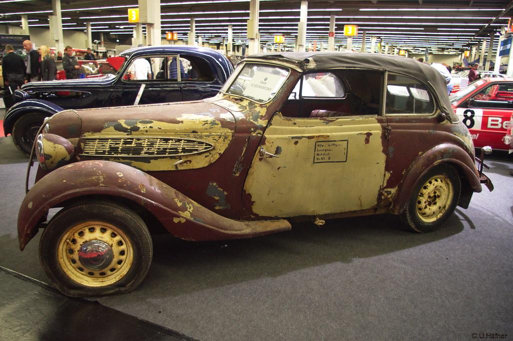 1939 BMW 321 Cabrio _c | Ulrich Häfner | Flickr