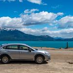 Subaru XV, Lago General Carrera