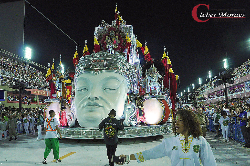 G. R. E. S. Império Serrano 3645 Carnaval 2018 - Rio de Janeiro - RJ - Brasil
