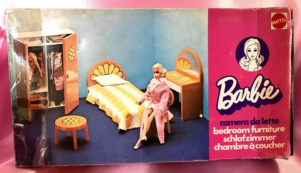 La camera da letto di Barbie   Shìne   Flickr