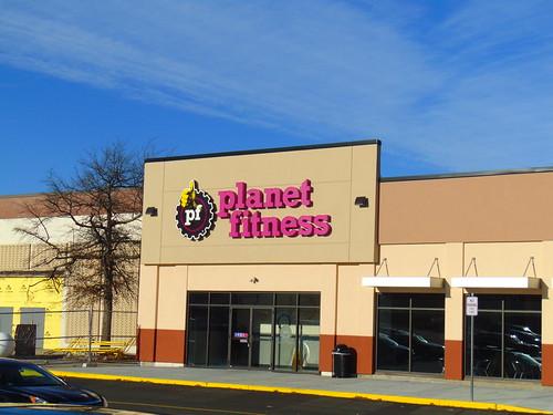 Planet Fitness (Rhode Island Mall) | by jjbers