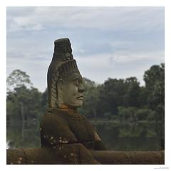 Angkor Thom, Cambodja