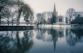 Holy Trinity Church, Stratford | by Paul Kaye
