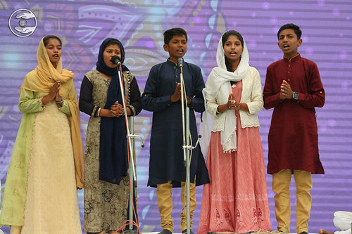 Devotional song by Yuvraj Bhoyar and Saathi from Nagpur
