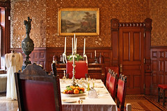 Lambert Castle - Dining Hall
